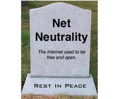 Net neutrality is dead. Long live net neutrality. Today, 3 judges sided with Verizon and struck down net neutrality. Starting right now, you...