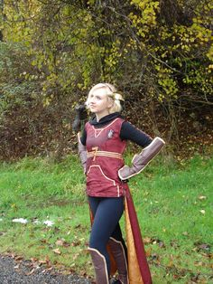 Cute!  Quidditch Training Costumes - CRAFTSTER CRAFT CHALLENGES