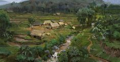 mountain fantasy village deviantart