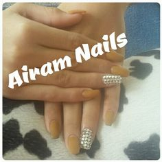 Retoque #Airam Nails