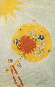 Florine Stettheimer - Fourth of July, no.2, 1927