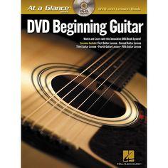 Hal Leonard DVD Beginning Guitar with Tab