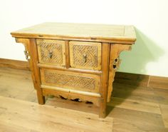 """Antique Chinese """"Butterfly"""" Cabinet (5805), Circa 1800-1849"""