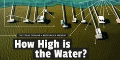 How High Is the Water? A Data Visualization Party | Sunday, March 13, 2016 | 5-7pm | Umbel Corp., 800 W. Cesar Chavez St., #B101, Austin, TX 78701 | Join The Texas Tribune and ProPublica reporters for drinks, Tex-Mex, and a short demo of water-level prediction app | Free with RSVP: https://www.eventbrite.com/e/how-high-is-the-water-a-data-visualization-party-registration-21790939286
