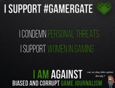 No matter the outcome #GamerGate has changed gaming, for the better.
