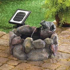 Patio Fountain is Right Solution : Water Fountains For Small Patios. Water fountains for small patios.
