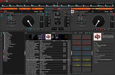 Skin VirtualDJ 8 Alternative Video-Audio-Sampler-Tools
