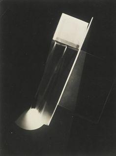 László Moholy-Nagy - Photogramme, 1922