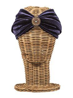 Turbante KRAKATOA / Hippie, boho-chic, ethnic style. Fashion, Casual Style. Rosebell turban -