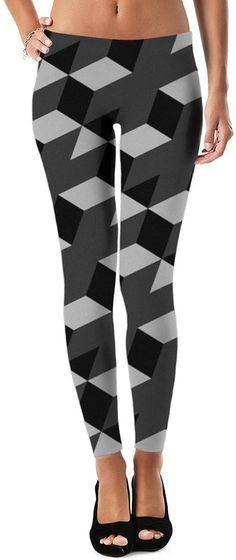 Superhero Dubstep Mind Trap Custom Rave Revolution Street Style Leggings by Willy Badu.