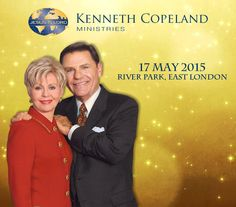 Kenneth and Gloria Copeland understand just how life-changing the message of faith is. They started out just like any of us—struggling with continual lack, debt, sickness and discouragement.  Then they decided to trust God and base their lives on His Word. If a situation in their lives didn't line up with what they read in the Bible, they changed what they did. Every time.  Catch their program: Believer's Voice Of Victory - K. Copeland (Weekdays from 08h00 to 08h30)