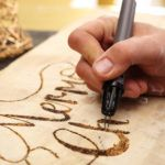 Learn some of the best ways to clean wood burning tips after a wood burning projects, and why caring for your tips is so important. Best Wood Burning Tool, Wood Burning Pen, Wood Burning Crafts, Wood Burning Patterns, Diy Wood Projects, Wood Crafts, Pyrography Designs, Pyrography Tools, Wood Burn Designs
