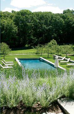casual pool