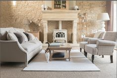 Neptune Accessories Rugs - Tolsey Plaid Rug 170X240cm - Off White