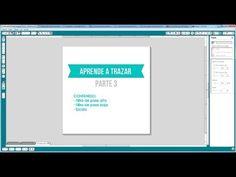 Aprender a trazar en Silhouette Studio Parte 3 (Filtros de paso alto y bajo) (Español) - YouTube