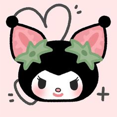 Hello Kitty Rooms, Melody Hello Kitty, My Melody, Kawaii App, Iphone Design, App Covers, Sanrio Characters, Cute Bears, Aesthetic Stickers