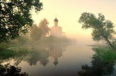 Церковь Покрова на Нерли (XII век), Владимирская область
