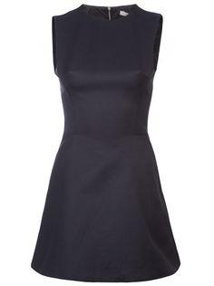 VICTORIA BECKHAM A-Line Mini Dress
