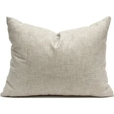60   Lumbar Pillow Covers Decorative Pillows 20'x16 Ecru Pillow... ($6.99) ❤ liked on Polyvore featuring home, home decor, throw pillows, decorative pillows, home & living, home décor, silver, ivory throw pillows, patterned throw pillows and off white throw pillows