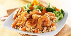 Sautéed shrimp and broccoli … a meal of less than 300 calories! Camarones Teriyaki, Healthy Soup, Healthy Recipes, Shrimp Stir Fry, Shrimp And Broccoli, Sauteed Shrimp, Brown Rice Recipes, Veggie Stir Fry, Inexpensive Meals