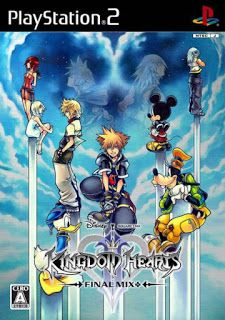 Kingdom Hearts II Final Mix+ English Patched ps2 iso rom download