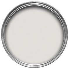 Dulux Natural Hints Apple White Matt Emulsion Paint - B&Q for all your home and garden supplies and advice on all the latest DIY trends Dulux Jasmine White, Dulux Light And Space, Dulux Timeless, Period Color, Eggshell Paint, Vintage Chandelier, White Acrylics, Interiors