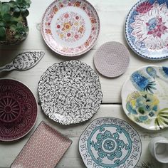 Attingham Dinnerware #Anthropologie #MyAnthroPhoto