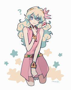 Nia teppelin She reminds me a manga im reading , [post_tags Nia Gurren Lagann, Gurren Laggan, Anime Nerd, Mecha Anime, Cartoon Games, Manga Pictures, Anime Style, Cute Art, Character Inspiration
