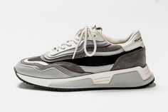 Bob Lee-founded Hunting World will soon be releasing its first-ever sneaker, the Spindrift, a part of the brand's collection. Find out how to cop here. Balenciaga Sneakers, Gucci Sneakers, Best Sneakers, Casual Sneakers, Leather Sneakers, Sneakers Fashion, Casual Shoes, Fashion Shoes, Hype Shoes