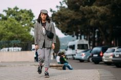 The Best Street Style Photos From Tbilisi Fashion Week Fall '18 - Vogue