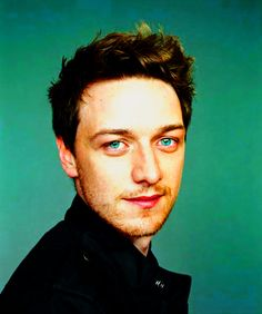 McAvoy--Those eyes!! ❤️❤️<<< I mean, they're clearly photoshopped, but still, they are something magical