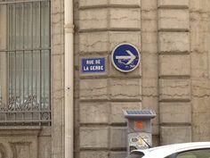 Rue dans Lyon....Rien à rajouter !