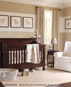 Nursery Ideas | Trendy Nursery Design Ideas |