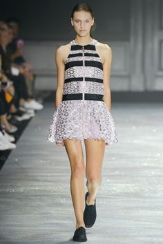 Moncler Gamme Rouge Spring 2015 RTW – Runway – Vogue