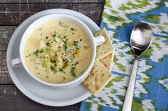 """Believe it or not, some dishes actually taste better the next day. A little time in the fridge can give the flavors time to get to know each other, and preparing these meals ahead of time makes your life easier too. With these recipes, you'll never have to hear, """"Not leftovers for dinner!"""" ever again. Salmon Chowder, Fish Chowder, Corn Chowder, Oyster Chowder, Chowder Recipes, Seafood Recipes, Soup Recipes, Cooking Recipes, Yummy Recipes"""