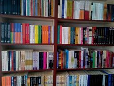 Okunası kitaplar. ;))