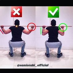 orrectness of the squat exercise! Do the squats correctly to avoid injuries using weights! Related posts:How Can I Increase My Testosterone Levels for More Muscle Growth?ARMs exercisesRead More ? Squat Exercise, Squat Workout, Gym Workouts, Build Muscle Fast, Gym Tips, Muscle Fitness, Workout Fitness, Transformation Body, Weight Loss Motivation