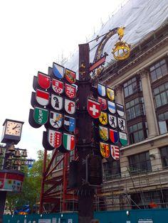 Londres, Reino Unido (London, UK) - iPhone 4S & Camera+ Copyright © Juan Hernandez Orea
