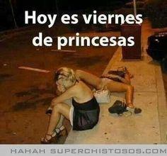 Princesassss....ke tal la peda anoche