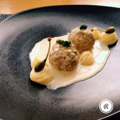 Königsberger Klopse Food Art, Eggs, Breakfast, Recipies, Morning Coffee, Egg, Egg As Food