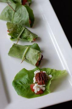 Salad with a twist