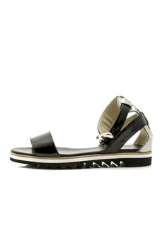 Patent Leather Sandals - main