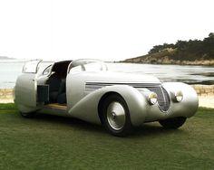 1938 Hispano-Suiza - 25 Stunning Art Deco Cars | Complex UK