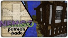 [Lets Play] NemGo Patreon Pack :: E05 - Building with Chisel and Bits