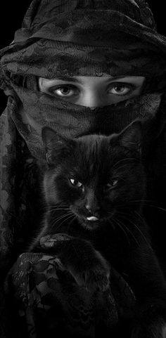 Just a woman's eyes can be as captivating as seeing the entire face!