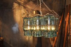 11 Fun Ways to Decorate With Mason Jars and Wine Bottles : Home Improvement : DIY Network