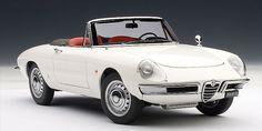 1966 Alfa Romeo 1600 DUETTO SPIDER Cabrio