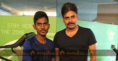 #Pawan Busy #Sweating in #Gym