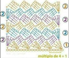 (110) Lucelia Silva Artes em Croche e Ponto cruz