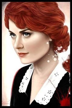American Horror Story Murder House - Young Moira